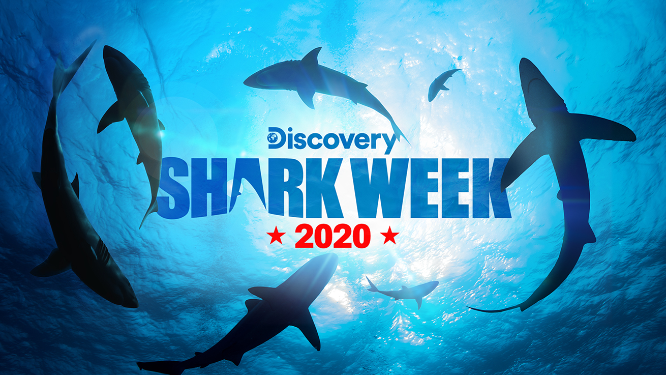 Shark Week 2020 - Discovery UK